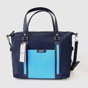 KIPLING KARYN BAG BLUE